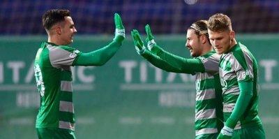 Bursaspor'dan rahat hazırlık maçı