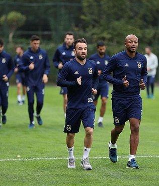 Fenerbahçe'de Sivasspor maçı hazırlıkları sürdü