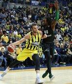 Fenerbahçe Beko evinde çok rahat