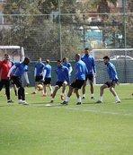 Erzurumspor Trabzonspor maçı hazırlıklarına başladı