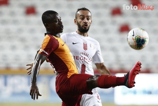 Galatasaray'da flaş ayrılık kararı! Takımda kalması bekleniyordu...