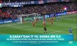 Galatasaray'dan 17 sonra bir ilk