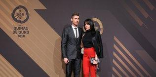 Ronaldo'ya sevgilisinden 4 milyon TL'lik doğum günü hediyesi