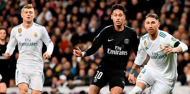 Real'de Neymar şoku!