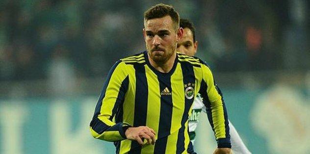 Janssen'in aklı Fenerbahçe'de