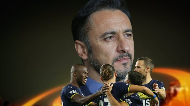 SPOR HABERİ - Vitor Pereira'dan rotasyon kararı! İşte Fenerbahçe'nin Royal Antwerp maçı muhtemel 11'i