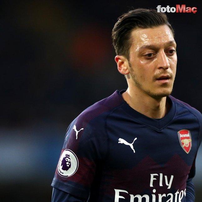 Arsenal'den Mesut Özil açıklaması! Fenerbahçe... | Son dakika transfer haberleri