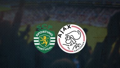Sporting - Ajax maçı ne zaman? Saat kaçta ve hangi kanalda canlı yayınlanacak? | UEFA Şampiyonlar Ligi