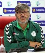 Konyaspor'un hocasından kupa yorumu