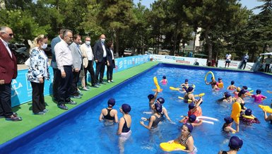 Son dakika spor haberi: Bursa'da yüzme bilmeyen çocuk kalmayacak
