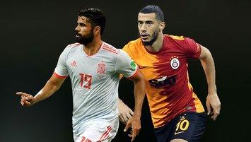 Süper Lig ekibinden Belhanda ve Diego Costa bombası!
