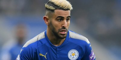 Leicester'den Mahrez açıklaması!