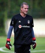 Karius Beşiktaş'ta ilk antrenmanına çıktı