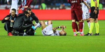 Beşiktaş'a Lyon maçı öncesi kötü haber