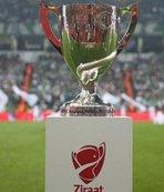 Ziraat Türkiye Kupası'nda kura çekiliyor