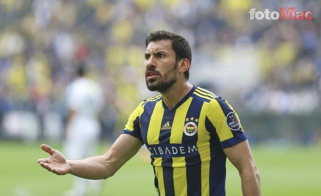 Şener Özbayraklı Gökhan Gönül etkisiyle Galatasaray'ı seçti!
