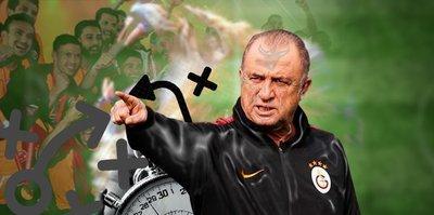Son dakika Galatasaray haberleri: Fatih Terim'in şampiyonluk planı hazır! İşte Aslan'ın yeni taktiği