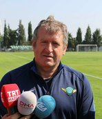 TFF Süper Kupa'nın sahibi Akhisarspor, İzmir'e geldi