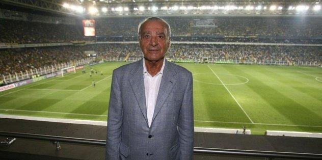 Fenerbahçe'nin efsane futbolcusu Şeref Has hayatını kaybetti