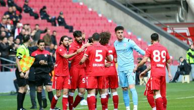 Samsunspor 3-0 Amed Sportif | MAÇ SONUCU