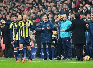 Fenerbahçelilerin Kocaman öfkesi!