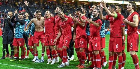FIFA dünya sıralamasını açıkladı! Türkiye...