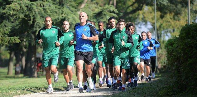 'Durmadan koşacağız'