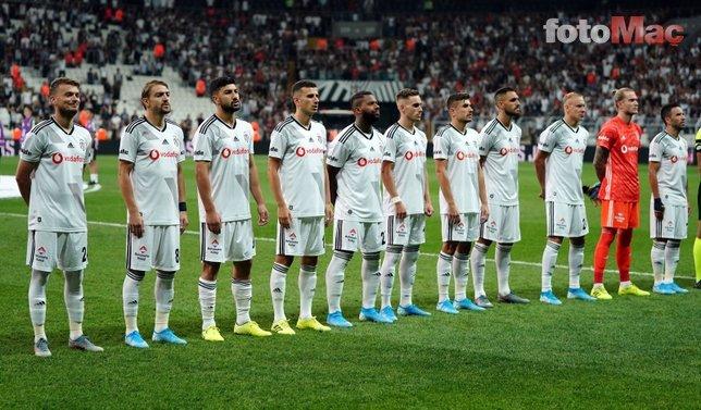 Golcü oyuncunun menajeri Beşiktaş'ın teklifini reddettiklerini açıkladı