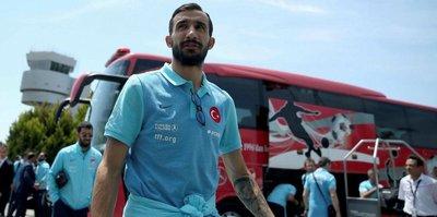 Yeni kaptan Mehmet Topal!