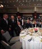 Fenerbahçe camiası iftarda buluştu
