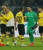Borussia Dortmund Mainz 05'i iki golle geçti