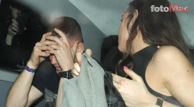 Chelsea'li futbolcuların skandal gecesi! Fena yakalandılar...