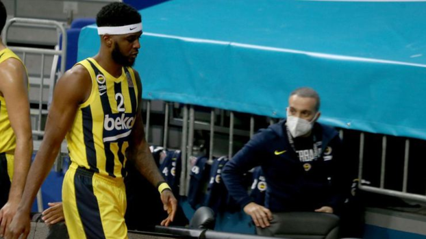 Fenerbahçe Beko Johnathan Hamilton ile yollarını ayırdı! #