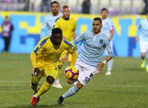 Ankaragücü - Başakşehir maçından kareler
