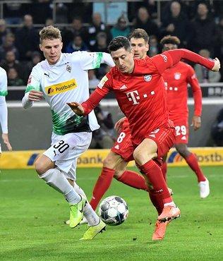 MAÇ SONUCU | Mönchengladbach 2 - 1 Bayern Münih