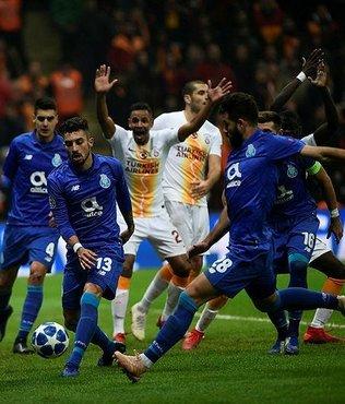 MAÇ SONUCU | Galatasaray 2-3 Porto | MAÇ ÖZETİ Galatasaray Schalke 04'e duacı!