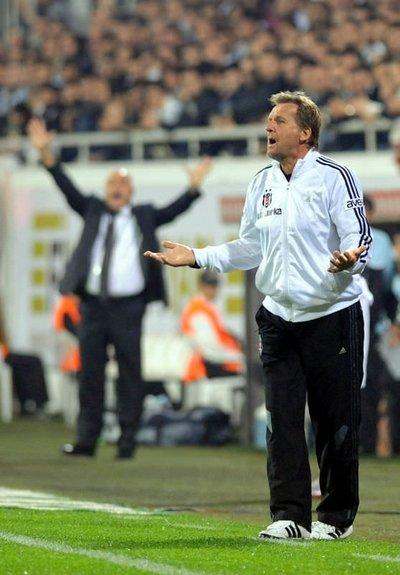 Beşiktaş - Manisaspor (Spor Toto Süper Lig 8. hafta maçı)