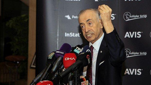 Galatasaray Başkanı Mustafa Cengiz'den flaş hakem sözleri #