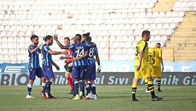 Adana Demirspor 3-0 İstanbulspor | MAÇ SONUCU