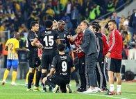 Ankaragücü-Beşiktaş maç sonu açıklamaları!