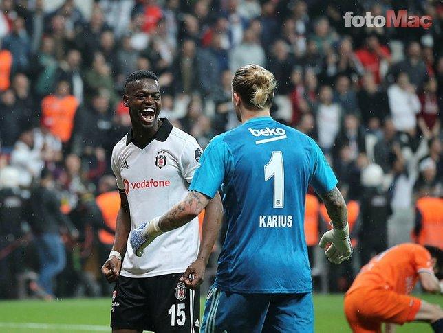 Beşiktaş'a kötü haber! Ocak ayına kadar...