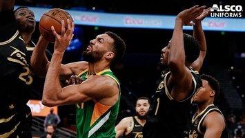 NBA'de Utah Jazz liderliğini sürdürdü!