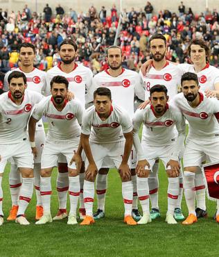 Türkiye 566. maçına çıkıyor