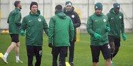 Atiker Konyaspor'da Trabzonspor maçı hazırlıkları sürüyor