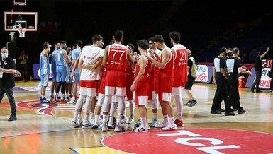 Son dakika spor haberi: A Milli Erkek Basketbol Takımı yarı finalde Yunanistan ile eşleşti   Olimpiyat Elemeleri