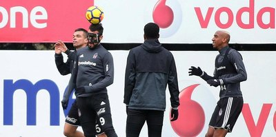 Beşiktaş, Aytemiz Alanyaspor maçına hazır