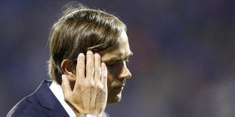 Anderlecht Cocu'nun son maçı olabilir!