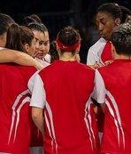 Basketbol: Hazırlık maçı Türkiye: 56 - Avustralya: 73