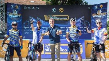 GranFondo İstanbul Yol Bisiklet Yarışı sona erdi