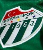 Bursaspor'da iki ayrılık birden!